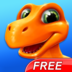 101 Dino Pets 3D FREE - Virtual Pet Dinosaur with Mini Games