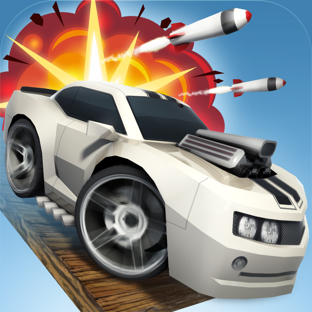 TABLE TOP RACING iOS